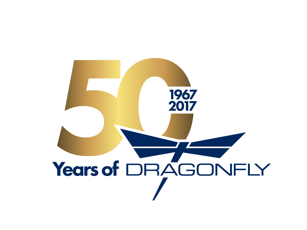 Dragonfly 50 years