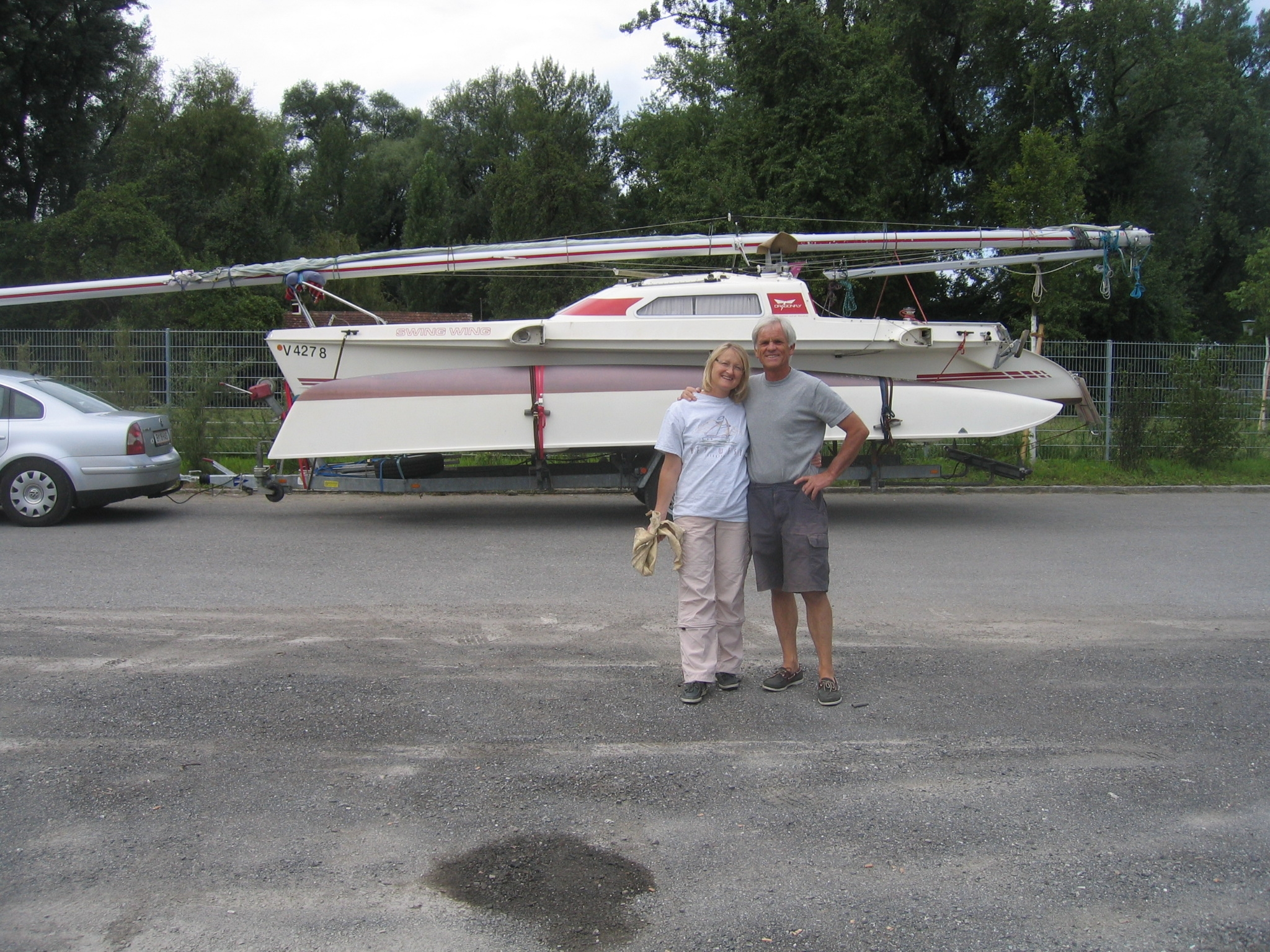 Dragonfly 800 Swing Wing   Dragonfly